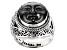 Gray Hematine Silver Ring