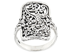 "Sterling Silver ""According To A Purpose"" Ring"