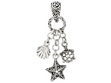 Sterling Silver Nautical Charm Pendant