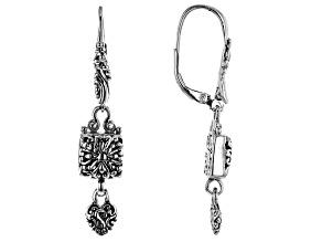 Sterling Silver Heart Earrings
