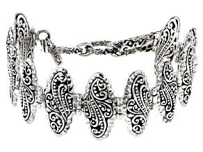 """Sterling Silver """"Spirit Inspired"""" Bracelet"""