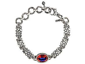 Above Board™ Quartz Sterling Silver Bracelet 4.76ct