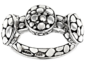 "Sterling Silver ""Creative"" Ring"