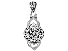 """Sterling Silver """"Mended Past"""" Pendant"""