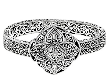 Picture of Sterling Silver Statement Bracelet
