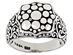 """Sterling Silver """"Perfect Portrait"""" Ring"""