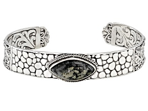 Apache Gold Sterling Silver Cuff Bracelet