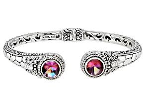 Zodiac Fun™ Mystic Quartz® Sterling Silver Bracelet 3.14ctw