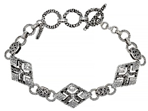 "Sterling Silver ""Easily Entangles"" Bracelet"