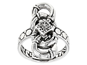 """Sterling Silver """"Like Minded Unity"""" Ring"""
