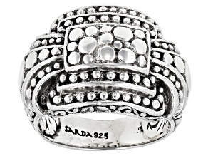 """Sterling Silver """"Illustrious"""" Ring"""