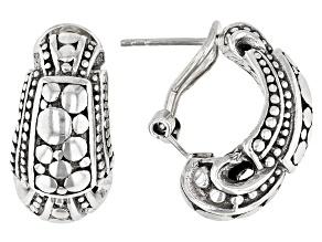 "Sterling Silver ""Illustrious"" Earrings"