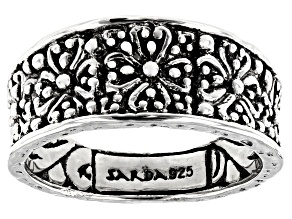 Sterling Silver Adair Filigree Ring