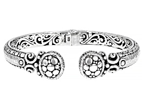 """Sterling Silver """"Time To Bless"""" Bracelet"""
