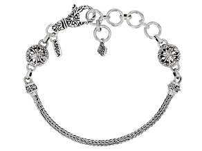 "Sterling Silver ""Promises III Collection"" Bracelet"