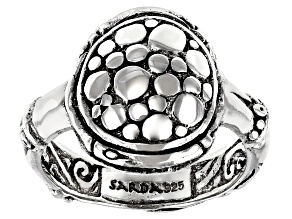 """Sterling Silver """"Supremely Happy Forever III"""" Ring"""