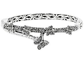"""Sterling Silver """"Life Change"""" Bracelet"""