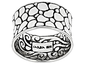 """Sterling Silver """"Doing Life Together"""" Band Ring"""