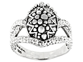 """Sterling Silver """"All Your Promises"""" Ring"""
