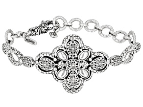"Sterling Silver ""Renewed Faith"" Bracelet"