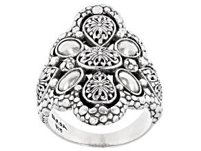 "Sterling Silver ""Renewed Faith"" Ring"