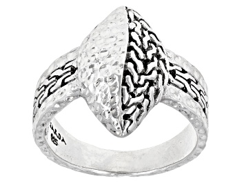 "Picture of Sterling Silver ""Safe Refuge"" Ring"