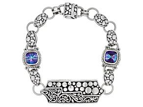 Mocking Jay™ Quartz Silver Bracelet 2.34ctw