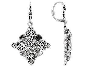 """Sterling Silver """"Devotion"""" Earrings"""