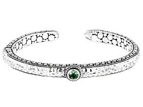 Mint Green Kyanite Sterling Silver Bracelet .55ct