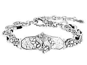 "Sterling Silver ""Sow Into Kindness"" Bracelet"