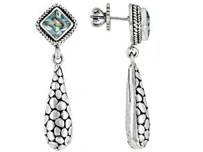Citrus Splash™ Topaz Silver Earrings 2.30ctw