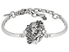 "Sterling Silver ""Love So Great"" Bracelet"