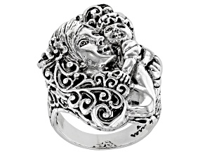 """Sterling Silver """"Love So Great"""" Ring"""