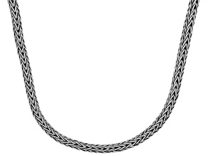 """Sterling Silver 20"""" Snake Chain"""