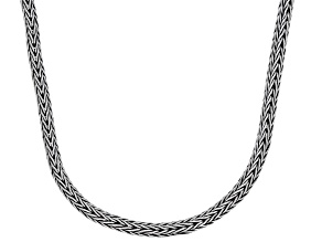"""Sterling Silver 32"""" Snake Chain"""