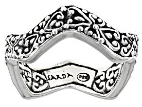 Sterling Silver Janyl Adair Band Ring