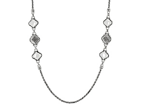 """Sterling Silver """"Promise Keeper II"""" Necklace"""