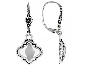 """Sterling Silver """"Promise Keeper II"""" Earrings"""