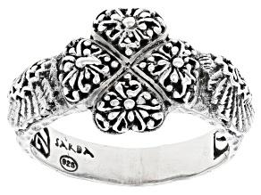Sterling Silver Janyl Adair Ring