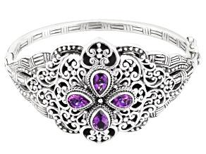 Talkative™ Mystic Quartz® Silver Bracelet 3.00ctw