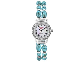 Turquoise Sterling Silver Watch