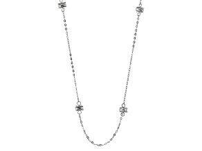 Cubic Zirconia Platineve Necklace 11.76ctw (7.20ctw DEW)