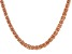 "20"" Copper Byzantine Chain Necklace"