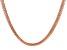 """26"""" Copper Flat Chain"""