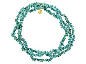 Green Kingman Turquoise Bracelet