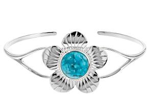 Turquoise Arizona Sterling Silver Bracelet