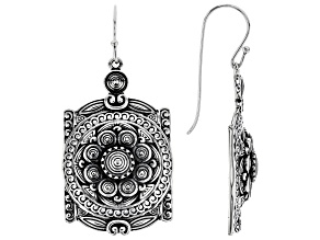 Global Destinations™ Sterling Silver Dangle Earrings