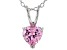 Bella Luce® 6.00ct Diamond Simulant Rhodium Over Silver Pendant With Chain