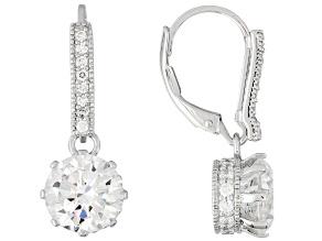 Vanna K ™ For Bella Luce ® 6.82ctw Platineve ™ Earrings