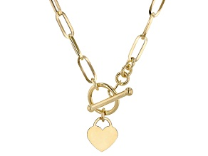 14K Yellow Gold 3.6MM Paperclip Chain
